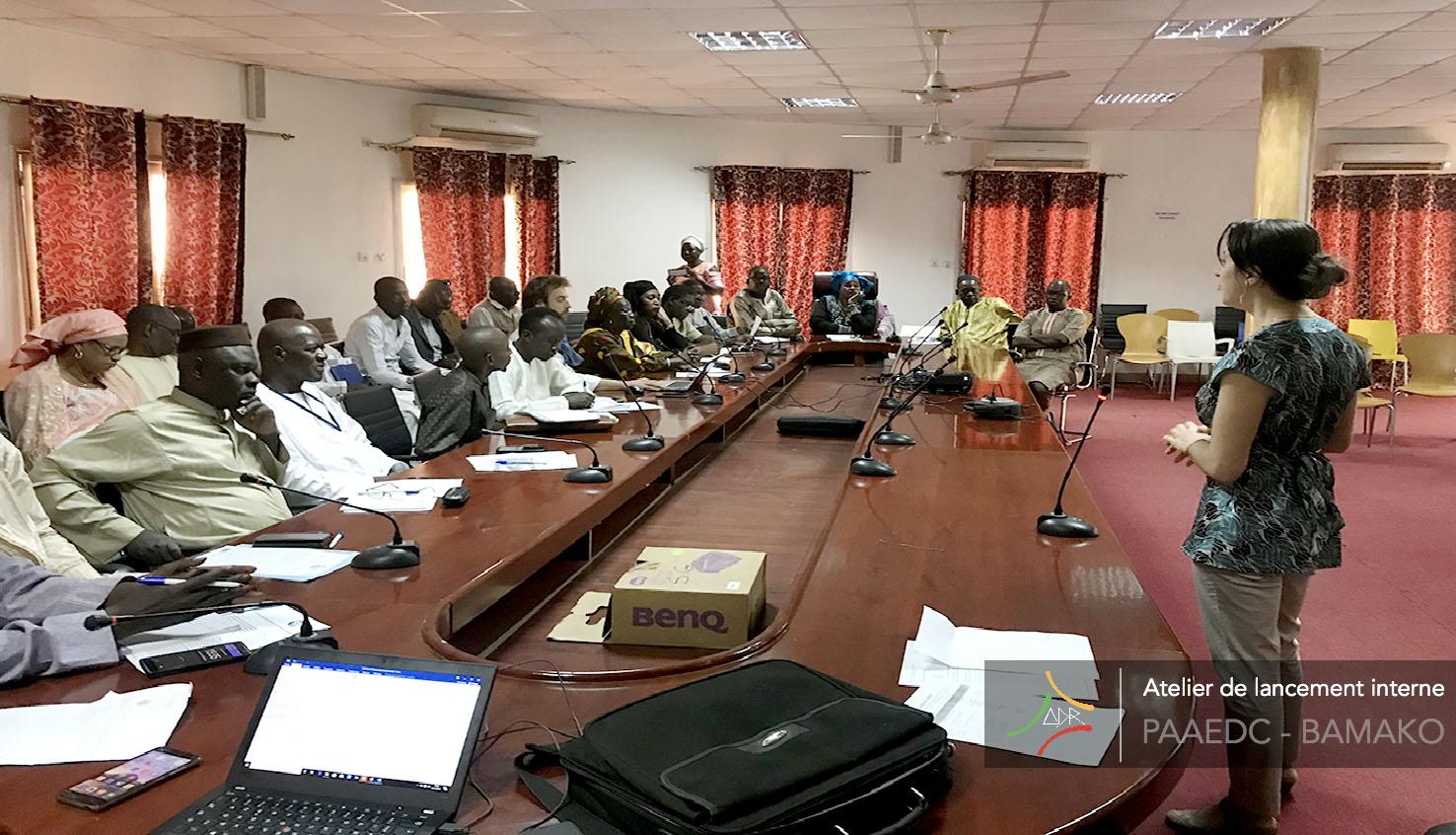 Le District de Bamako sur la bonne voie pour développer son Plan d'action pour l'accès à l'énergie et le climat