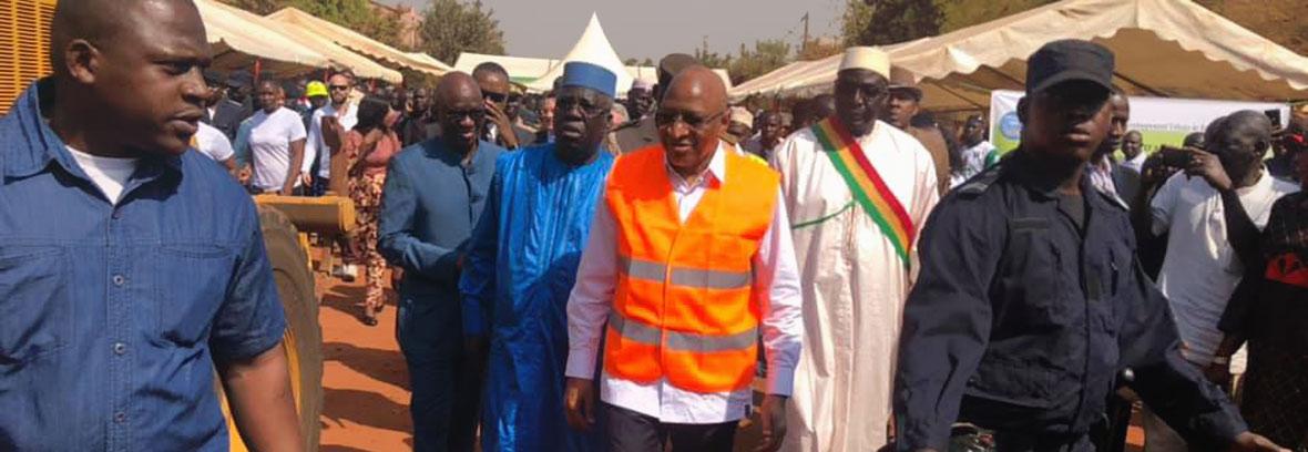 "Bientôt la mise en œuvre du projet ""Bamako Dogo"""