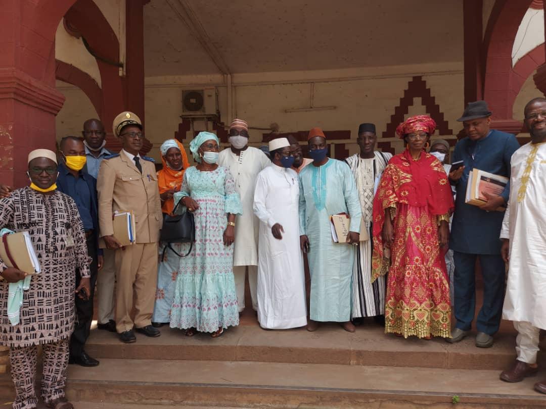 8 ième Conseil d'Administration de l'ADR Bamako